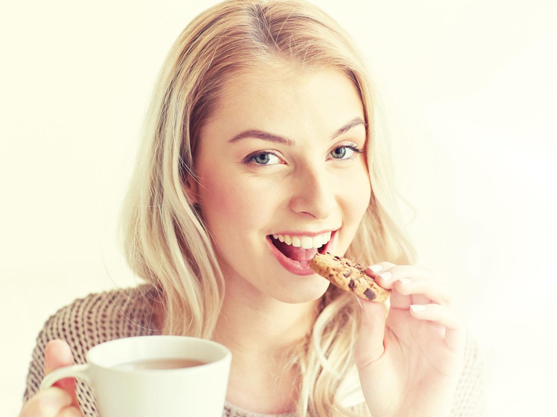 Eine ungestörte Kaufunktion für mehr Genuss beim Essen
