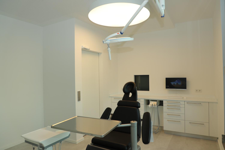 Unsere Praxisräume in München bei MunichDent