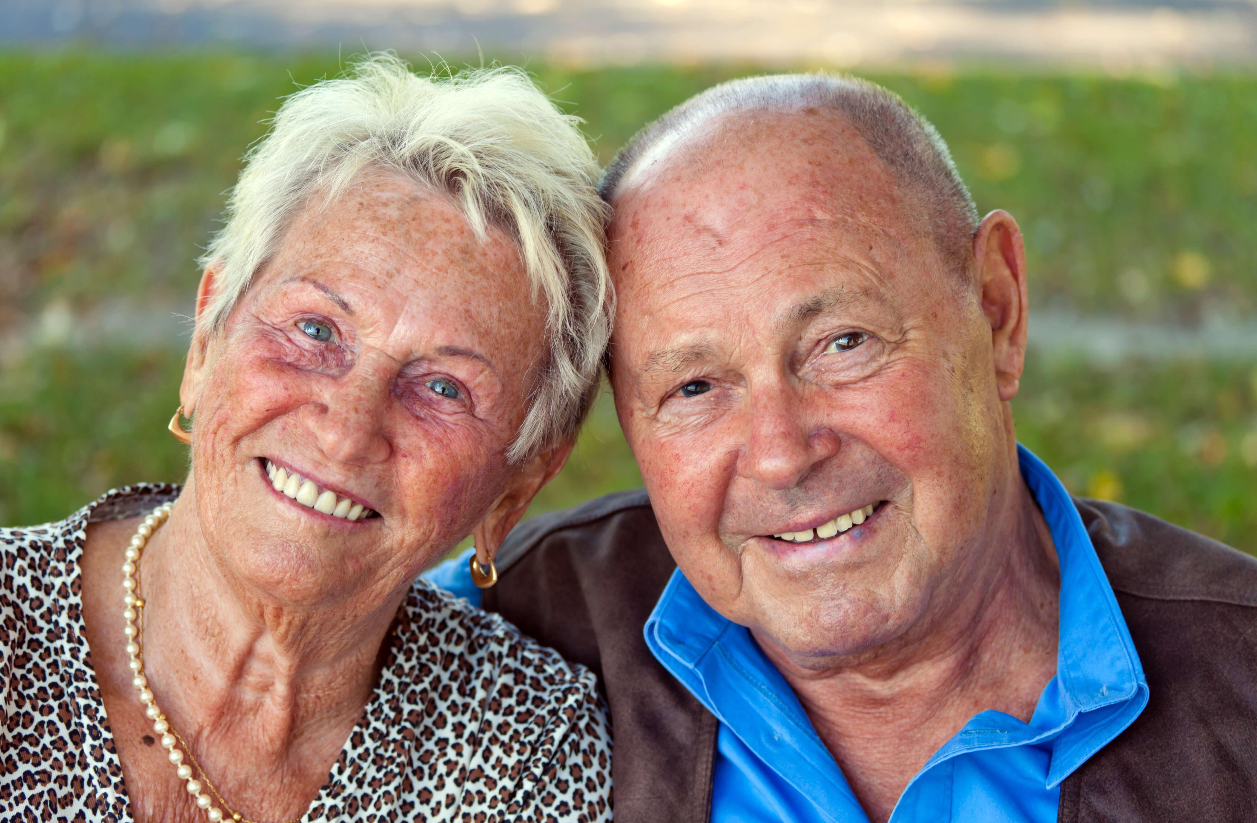Älter werden mit den eigenen Zähnen bedeutet Lebensqualität