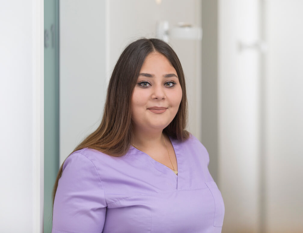 Ksenija Todorovic – Auszubildende zur (ZFA)