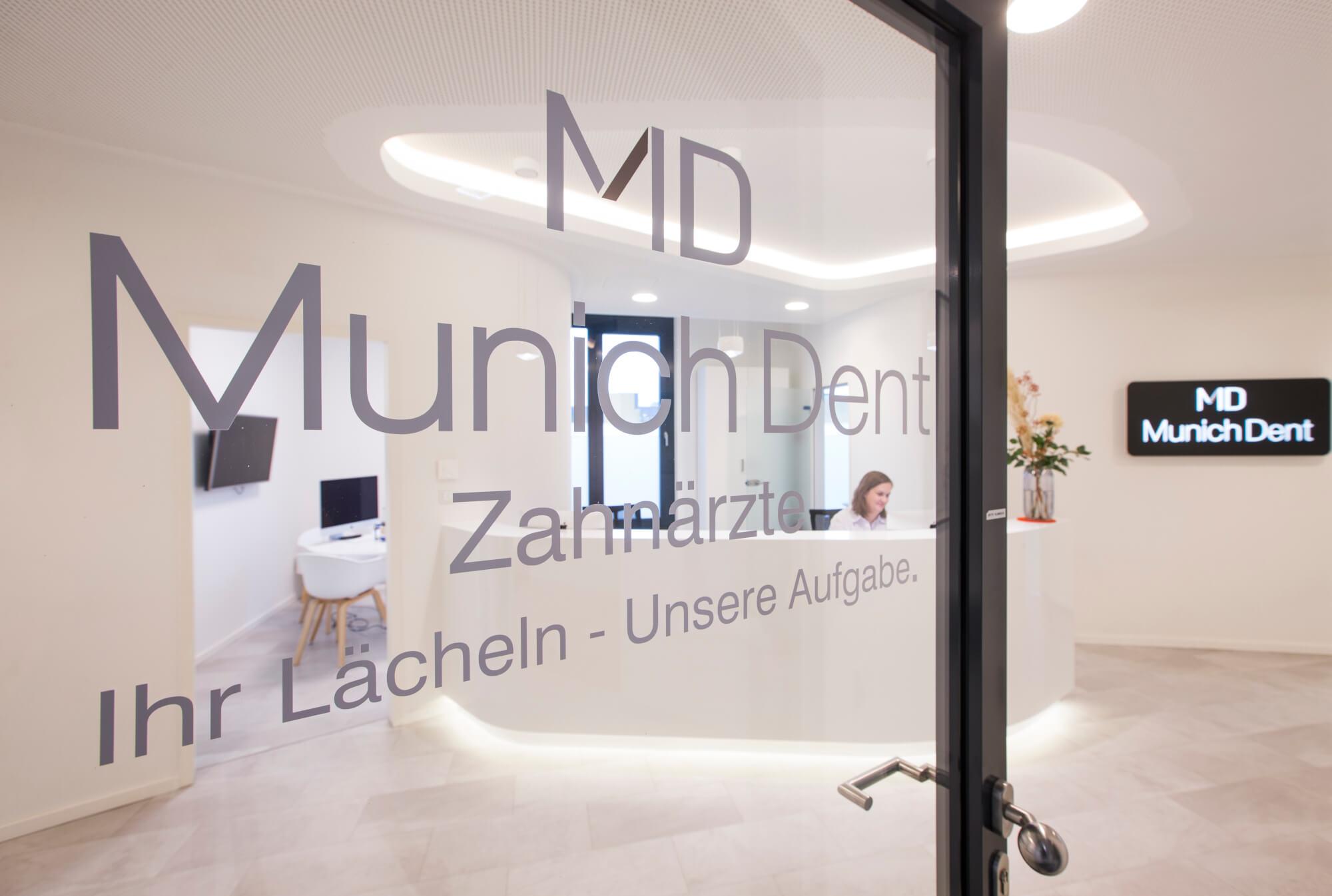 Zahnarztpraxis MunichDent in München