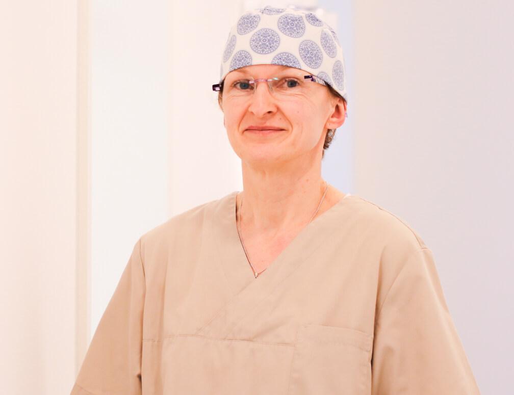 Sabine Katharina Scheel – Assistenz (ZFA / ZMV)